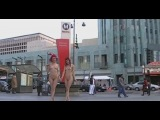 CMNF - USA Nude Girls in Public