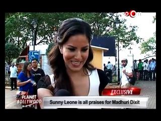 Sunny Leone wnts to be like Madhuri Dixit