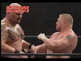 My1Wrestling.ru NJPW New Japan Cup 2006 Special - Tag 2 2006 - Brock Lesnar vs. Giant Bernard (IWGP Heavyweight Title)