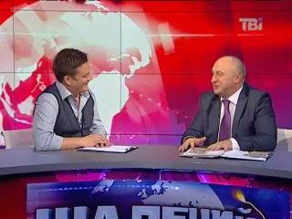 Мер Коростеня Володимир Москаленко про фестиваль дерунів ТВі (ВІДЕО)