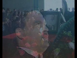 Михаил Круг - Кольщик (Похороны Круга)