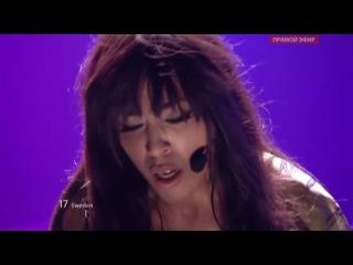Loreen - Euphoria / Evrovision 2012.Final/ Sweden