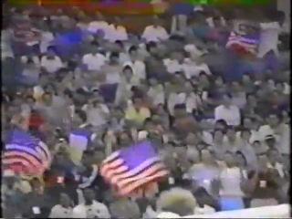 Рой Джонс - Мтендер Макаламба. Олимпиада 1988г. Сеул.