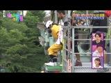 Nogizaka46 – Nogizakatte Doko ep91 от 7 июля 2013. Прыжок веры