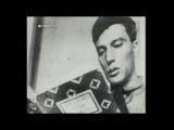 Борис Пастернак читает отрывок из стихотворения