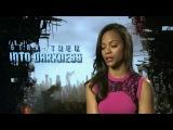 Пресс-джанкет фильма «Стартрек: Возмездие» в Лондоне — русский перевод