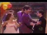 Прикольное видео джим керри (Jim Carrey) - трое в машине, три мужика катаются на машине по городу, гуляют тусуются под музыку Haddaway – What is Love