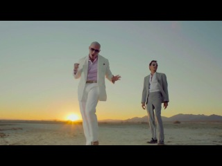 Pitbull feat Marc Anthony-Rain Over Me