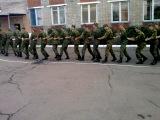И вот это наша армия.. да уж