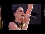 Will.i.am &amp Jessie J - I Gotta Feeling Jessie J - Domino (Live @ The Diamond Jubilee Concert)