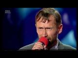 Sebastian Ciobanu la Romanii au talent sezonul 3 din 8 martie 2013