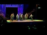 Отчётный концерт в Гигант-холле