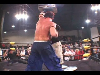 (WWE.my1.ru) CZW High Stakes 2002 - Justice Pain vs. The Messiah vs. Nick Mondo vs. Adam Flash