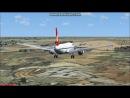Моя посадка в городе Ростов-на-Дону, на Boeing 777-300ER, Авиакомпании-Turkish Airlanes