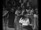Марил дель Монако в Большом театре 1959.