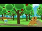 Английский для Детей - Tom and Keri 6 - Apples
