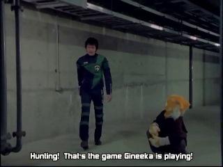 Tokusou Sentai DekaRanger - Episode. 34,