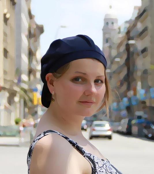 Анна Эйвази