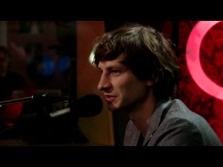Gotye (Wally De Backer) in Studio Q (CBC Television, 29.04.2012)