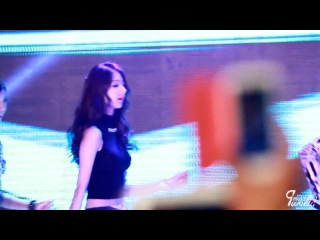 [FANCAM] 130525 Nine Muses- NEWS (Minha Focus) @ Hanbat University Festival