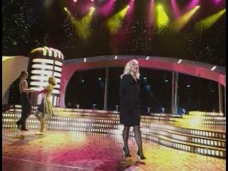 Ирина Мирошниченко - Коренная москвичка (Песня года 1998)