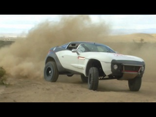 Rally Fighter Parker 425 Teaser