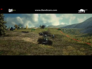 World of Tanks--Jove за рулём