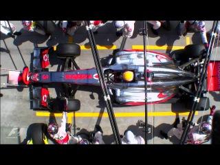 4) F1 2011 Турция
