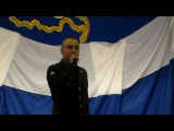 Солдатик хорошо пел на день студента в БМК