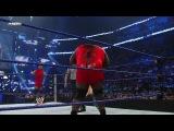 (WWEWM) Breaking Point 2009 - Jeri-Show (Chris Jericho & Big Show) (c) vs. MVP & Mark Henry (Unified WWE Tag Team Championship)
