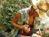 ukulele Крым, 2012 июль, Ялта, Мика