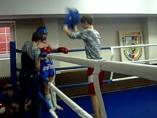 Чемпионат и перменство городского округа Тольятти по кикбоксингу