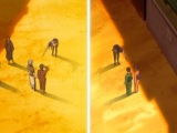 Gintama / Гинтама / Silver Soul 137 [TV][DVDRip][480p][AnimeReactor.RU]