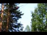 Прыжок с 30-ти метровой вышки