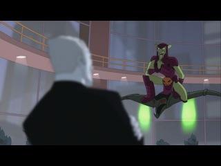 Грандиозный Человек-Паук 1 сезон 7 серия / Новые Приключения Человека-Паука 1 сезон 7 серия / The Spectacular Spider-Man 1x07