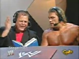 WWE Monday Night Raw 01.11.04 - Rob Conway & Sylvain Grenier vs Chris Benoit & Edge (WWE Tag Team Champions