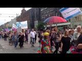Гей-парад в Хельсинки 2014