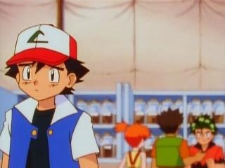 Покемон 1 сезон - 8 серия / Pokémon: Indigo League 8 (1 season)