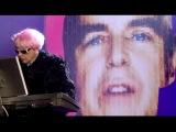 Pet Shop Boys - 2009 BRIT Awards Perfomance (feat. Lady Gaga and Brandon Flowers)