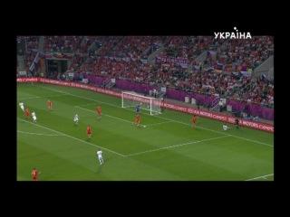 Чемпионат Европы 2012 / Группа A / 1-й тур / Россия — Чехия /| ТРК Украина (08.06.2012) 1 Тайм