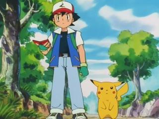 Покемон 1 сезон - 1 серия / Pokémon: Indigo League 1 (1 season)