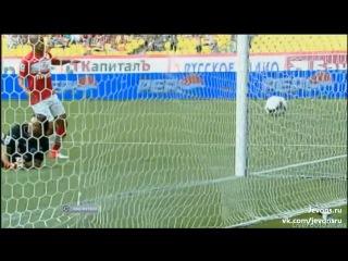 Спартак М 2-1 Волга НН    (сезон 2012-2013)  2-й тур
