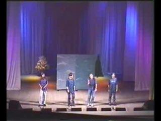 Фестиваль КВН в Снежинске 13.12.2002 (1 часть)
