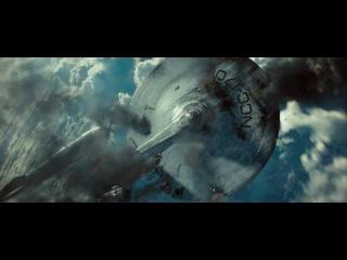 Тизер фильма «Звёздный путь: Возмездие» с 2013 Super Bowl XLVII