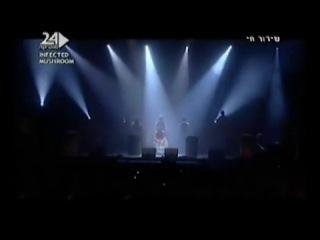 Infected Mushroom - Shakawkaw feat. Mayumana (Live)