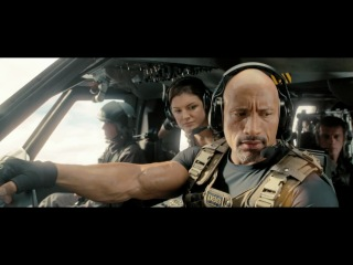 Форсаж 6 / Fast & Furious 6 (2013) - Big Game Spot
