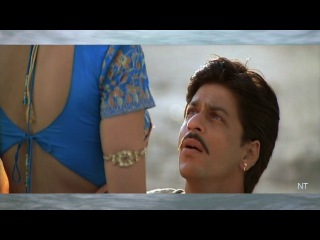 Shah Rukh Khan & Rani Mukerji, Царевна (Загадка любви)