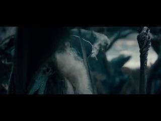 Хоббит: Пустошь Смауга (The Hobbit The Desolation of Smaug) 2013 - ТВ ролик 1