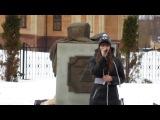 Марина Новикова читает