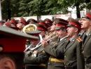 Марш военного университета, Присяга 2012